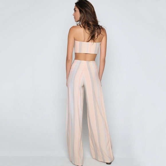 Beach Riot Pants - Celeste Pant in Stripe